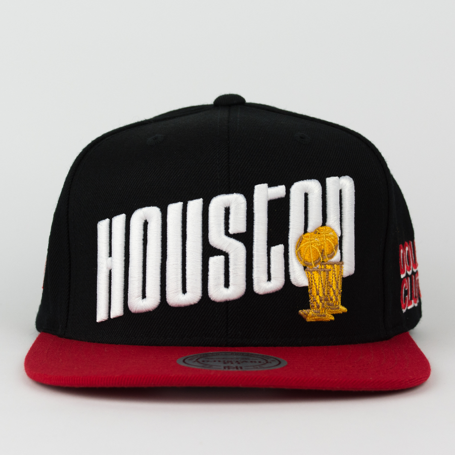 Mitchell and Ness Houston Rockets snapback Championship Pack red (VP06Z)  Click to zoom ... 4ef61d16dea