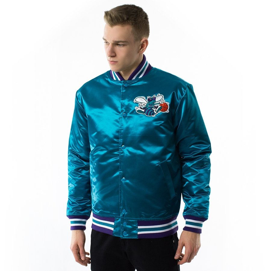 Mitchell and ness satin jacket the flash board for Mitchell s fish market pittsburgh