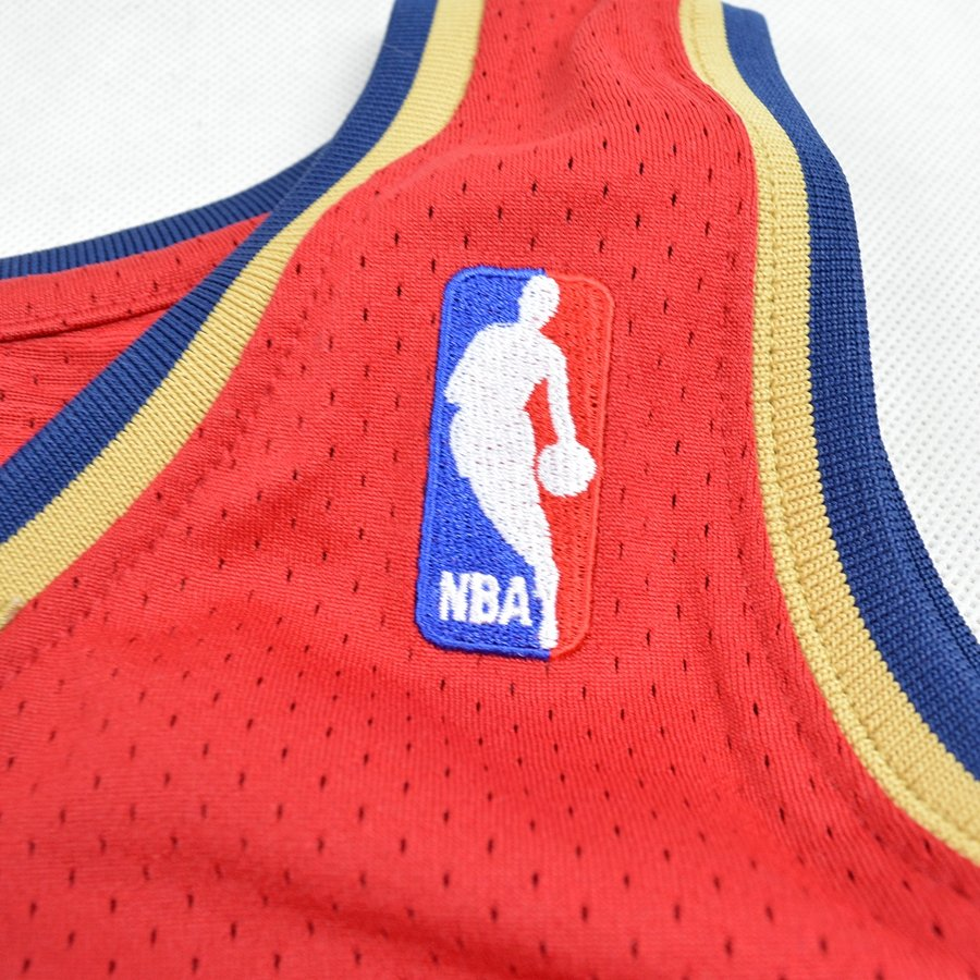 detailed pictures e8a80 60378 Mitchell and Ness authentic jersey HWC Cleveland Cavaliers Lebron James  Rookie Season 2003-04
