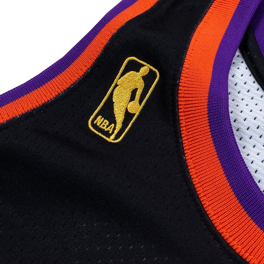 reputable site e9dbb 1cb2c Mitchell and Ness authentic jersey HWC Phoenix Suns Steve Nash 1996-97 black