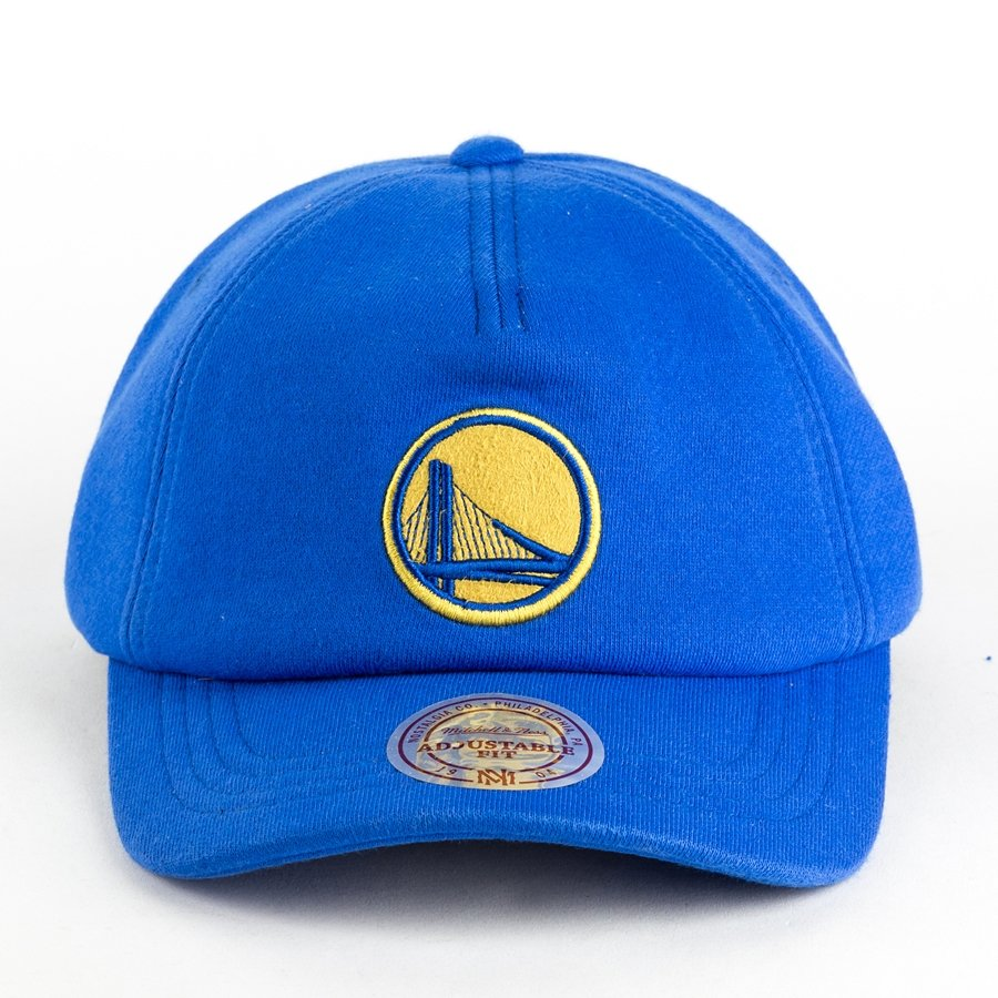 sneakers for cheap 83ddd 7c748 ... dad cap Throwback Snapback Golden State Warriors royal Click to zoom ...