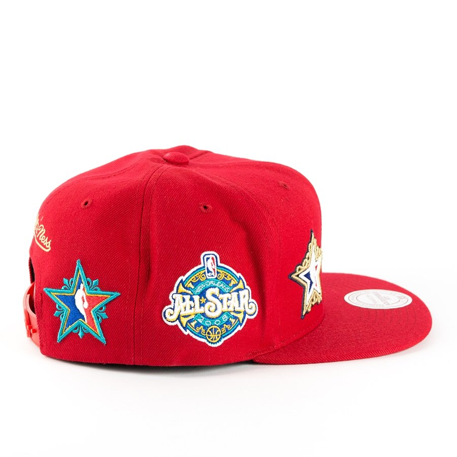 mitchell and ness snapback all star game new orleans 2017