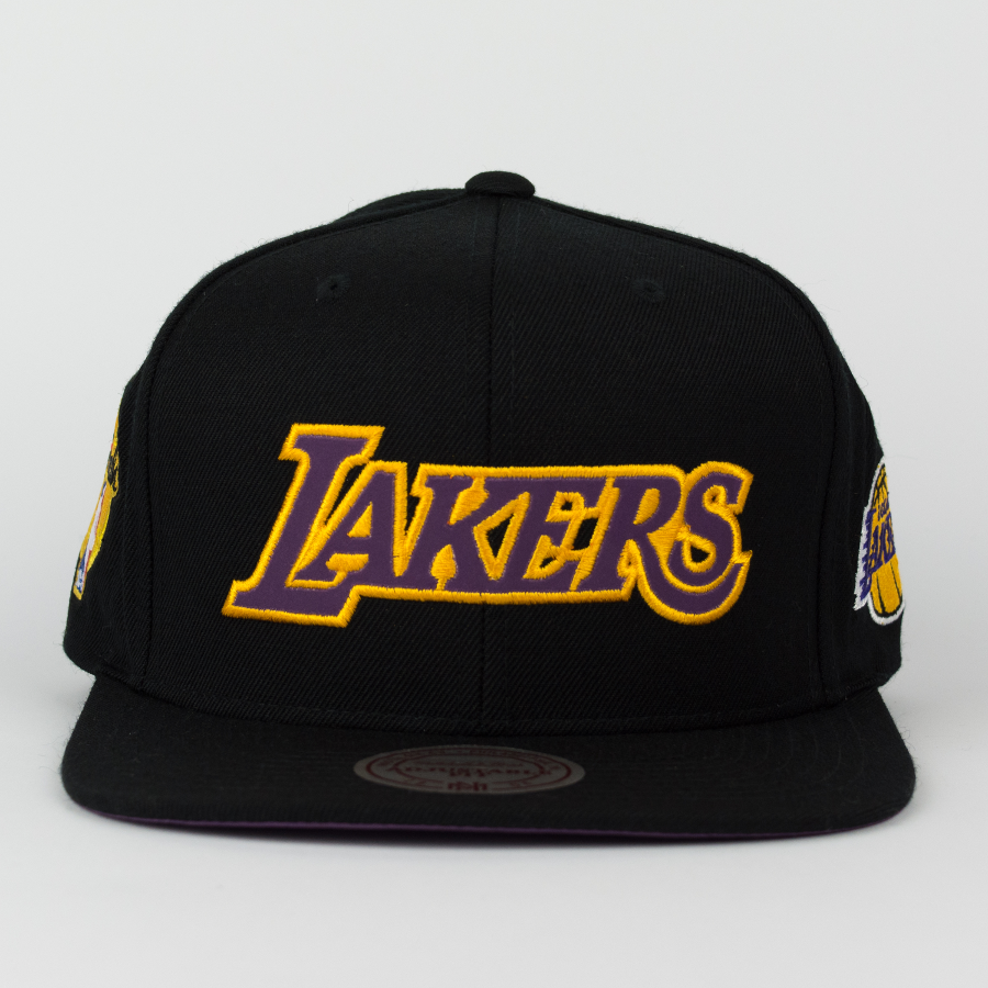 Click to zoom · Mitchell and Ness snapback Los Angeles Lakers Championship  Pack 16 Titles black (VP08Z) 5249cc77b