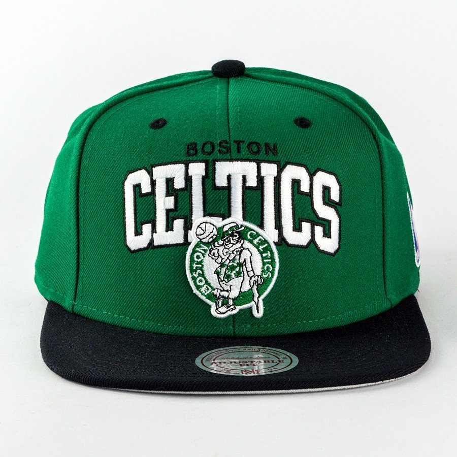 cheap for discount aabe4 72721 ... ebay mitchell and ness snapback team arch boston celtics green black  click to zoom 89d2c 657e9