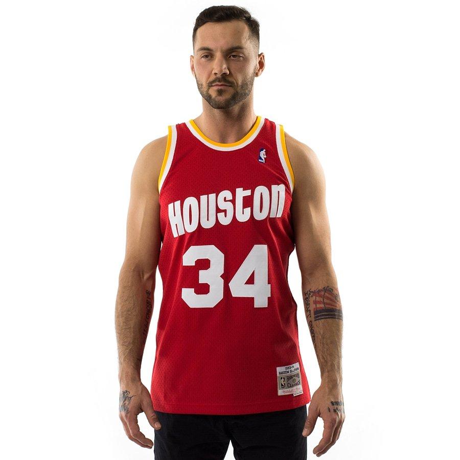 Houston Rockets Mitchell And Ness: Mitchell And Ness Swingman Jersey Houston Rockets Hakeem