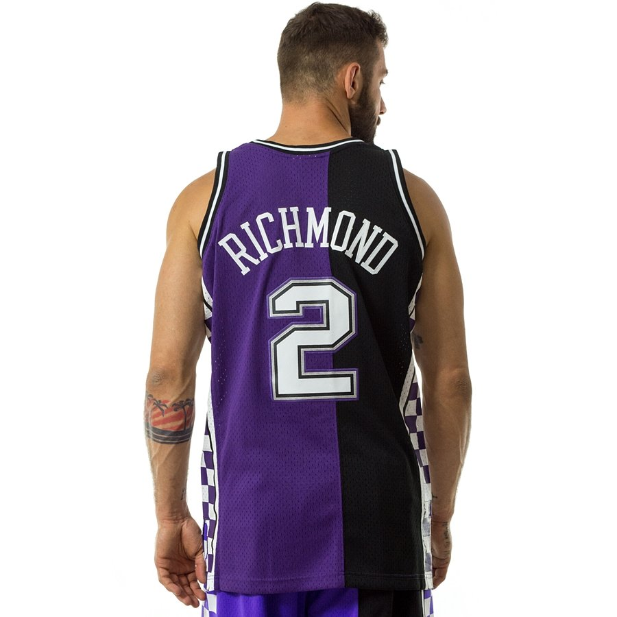c84821e97ea5 Mitchell and Ness swingman jersey Sacramento Kings Mitch Richmond 1994-95  navy Click to zoom ...