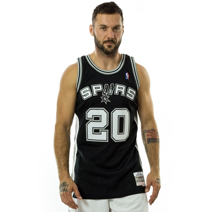 f7a8ae636 Click to zoom · Mitchell and Ness swingman jersey San Antonio Spurs Manu  Ginobili 200-03 ...
