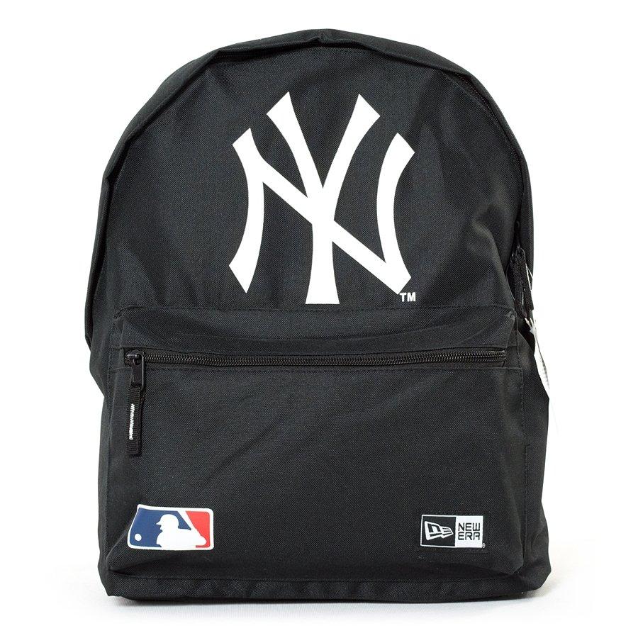 wspaniały wygląd najnowszy topowe marki New Era backpack MLB New York Yankees black