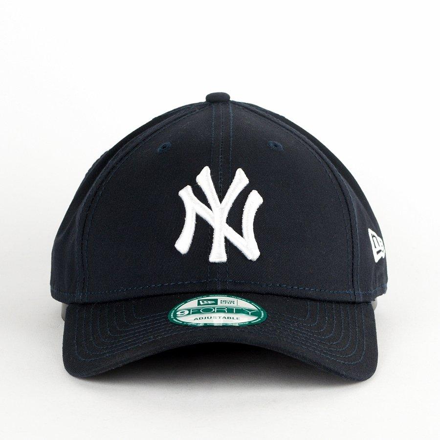 New Era cap 9Forty MLB League Basic New York Yankees navy Click to zoom ... 0f1c28e2968