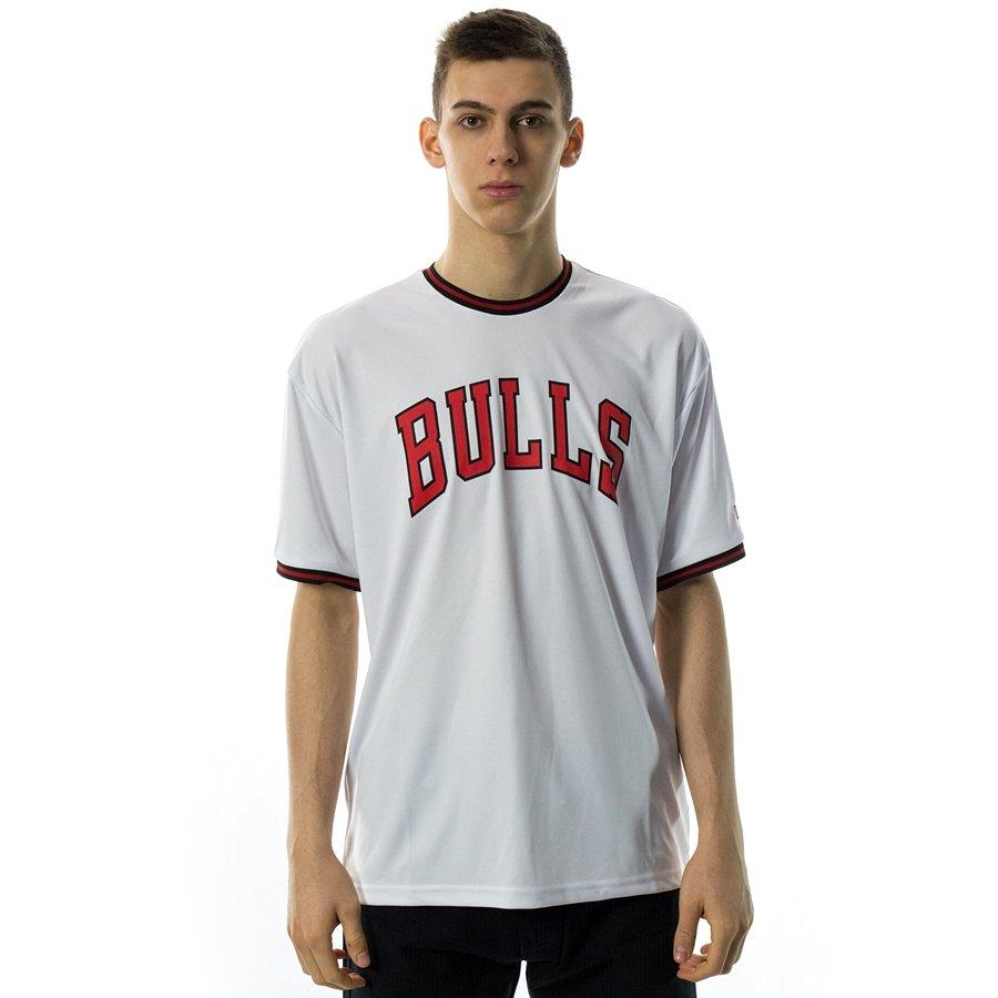 Homme New Era Chicago Bulls T-Shirt T-Shirt pour Homme