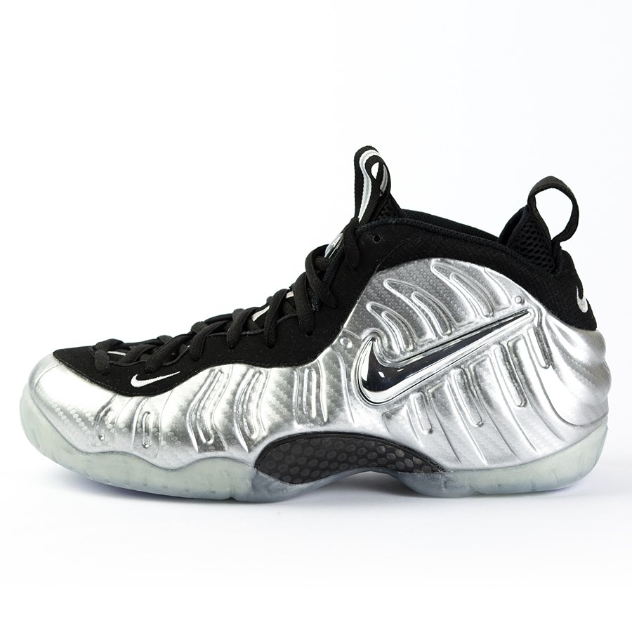 premium selection 1fc85 c38f2 Nike Air Foamposite Pro Silver Surfer (616750-004) Click to zoom ...