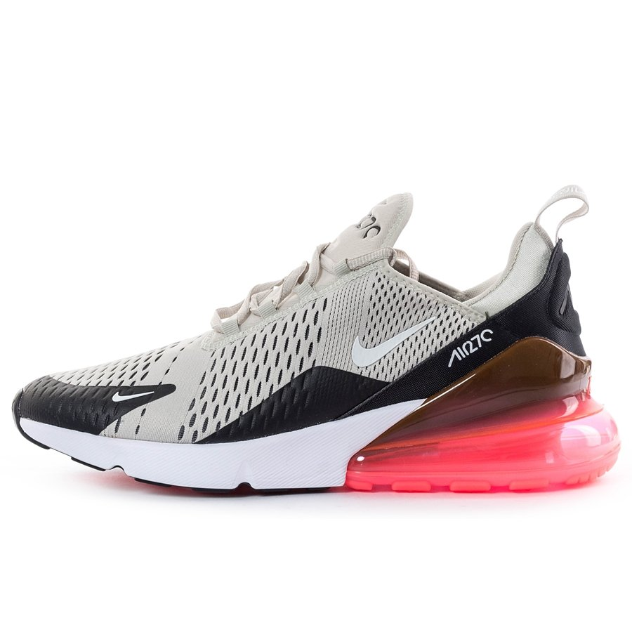 outlet store 8176c c648e Nike Air Max 270 black   light bone - hot punch (AH8050-003) Click to zoom  ...