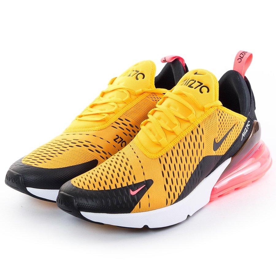 competitive price c26a7 370ed Nike Air Max 270 orange / black / red (AH8050-004) 40