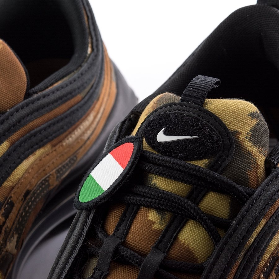 huge discount cdb39 f3979 ... Nike Air Max 97 Country Camo Italy multicolor (AJ2614-202) 40 Click to  zoom ...