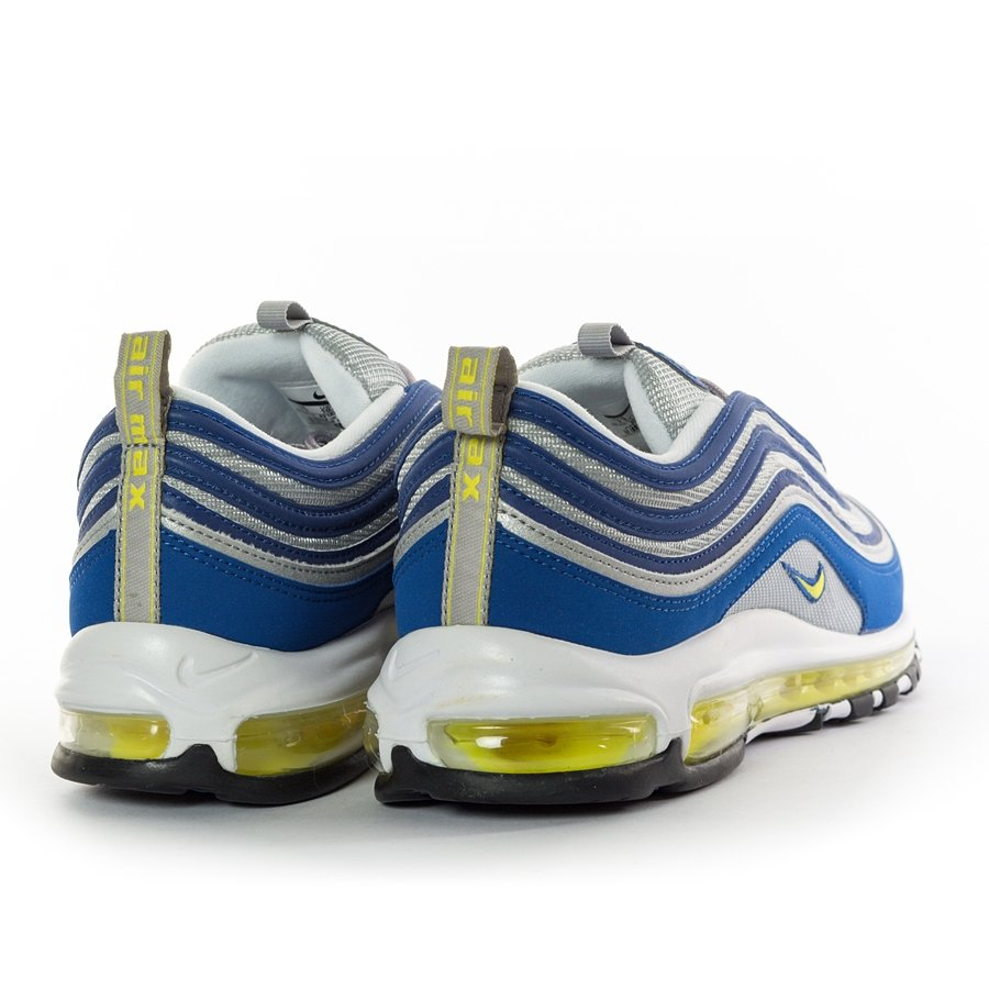 outlet store 216e6 85688 ... Nike Air Max 97 Premium atlantic blue   voltage yellow (921826-401) 40  Click to zoom ...