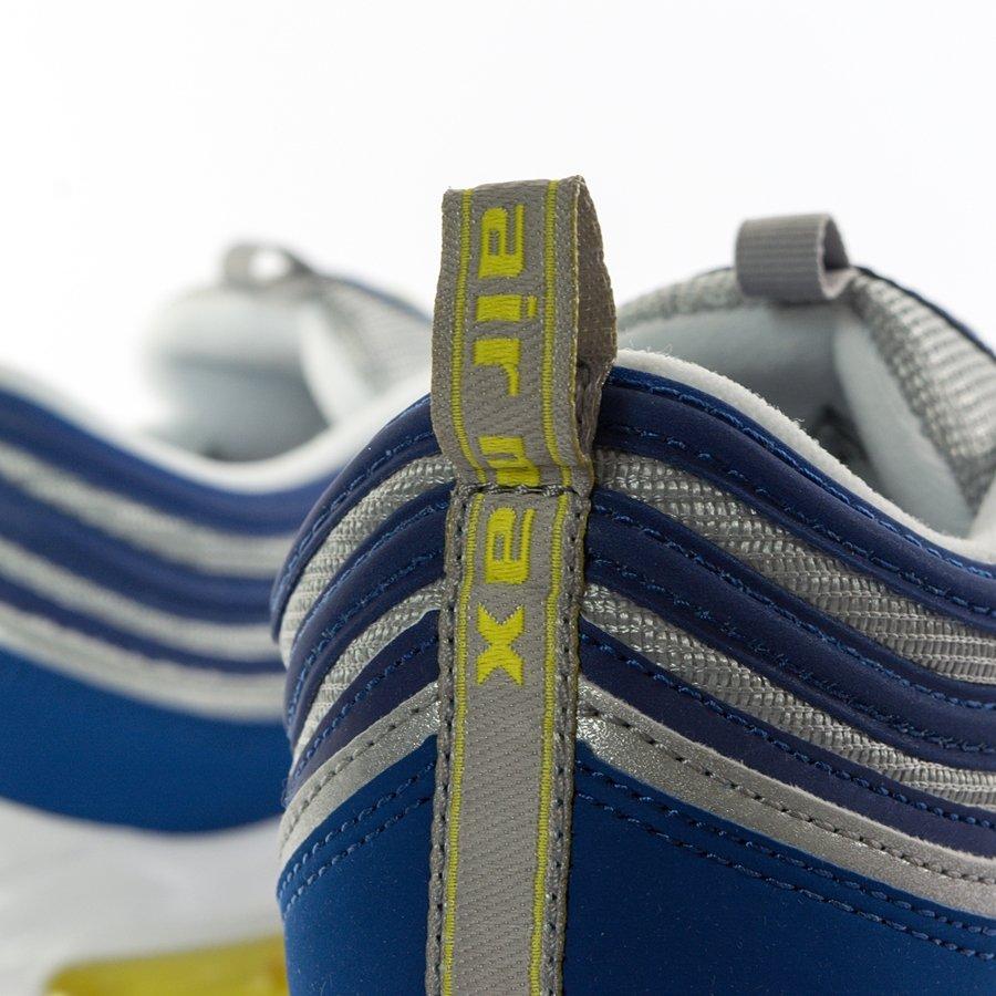 Nike Air Max 97 921826 401 Atlantic BlueVoltage Yellow