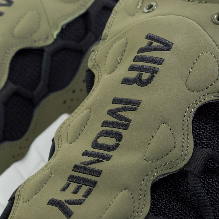 2cdb26ae06 ... Nike Air More Money medium olive / black (AJ2998-200) Click to zoom ...