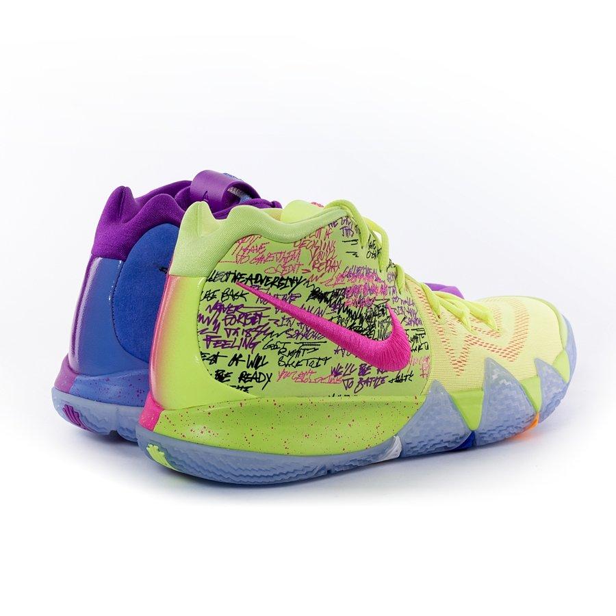 timeless design a1f45 215f2 Nike Kyrie 4 Confetti multicolor (943806-900) Click to zoom .