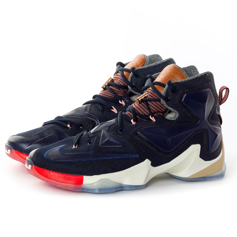 new arrival d7f59 ce648 Nike Lebron XIII Limited