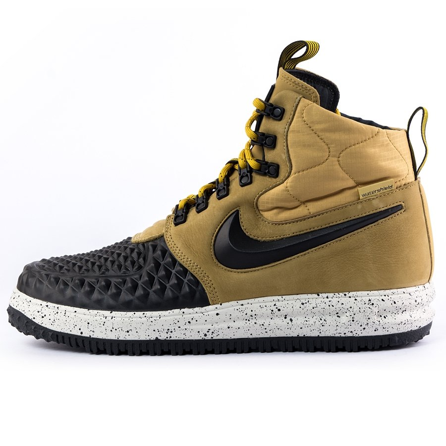 online retailer b4dd1 f5d96 Nike Lunar Force 1 Duckboot  17 metallic gold   black - light bone (916682  Click to zoom ...