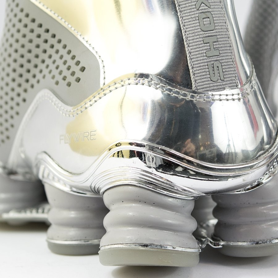 low priced 7bdb7 9d0d7 ... new style nike shox tlx mid sp silver reflect silver chrome 677737 003  click to zoom