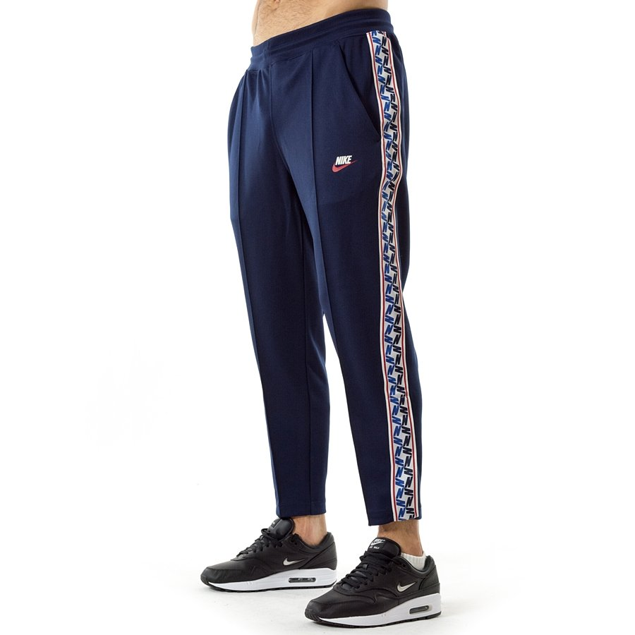 Telégrafo Cerdito Impulso  Nike sweatpants Taped Poly Pants navy (AJ2297-451) Navy | CLOTHES &  ACCESORIES \ Pants \ Sweatpants BRANDS \ Nike *MEN \ Pants | MATSHOP.PL -  Multibrand Streetwear Store Caps Sneakers Basketball
