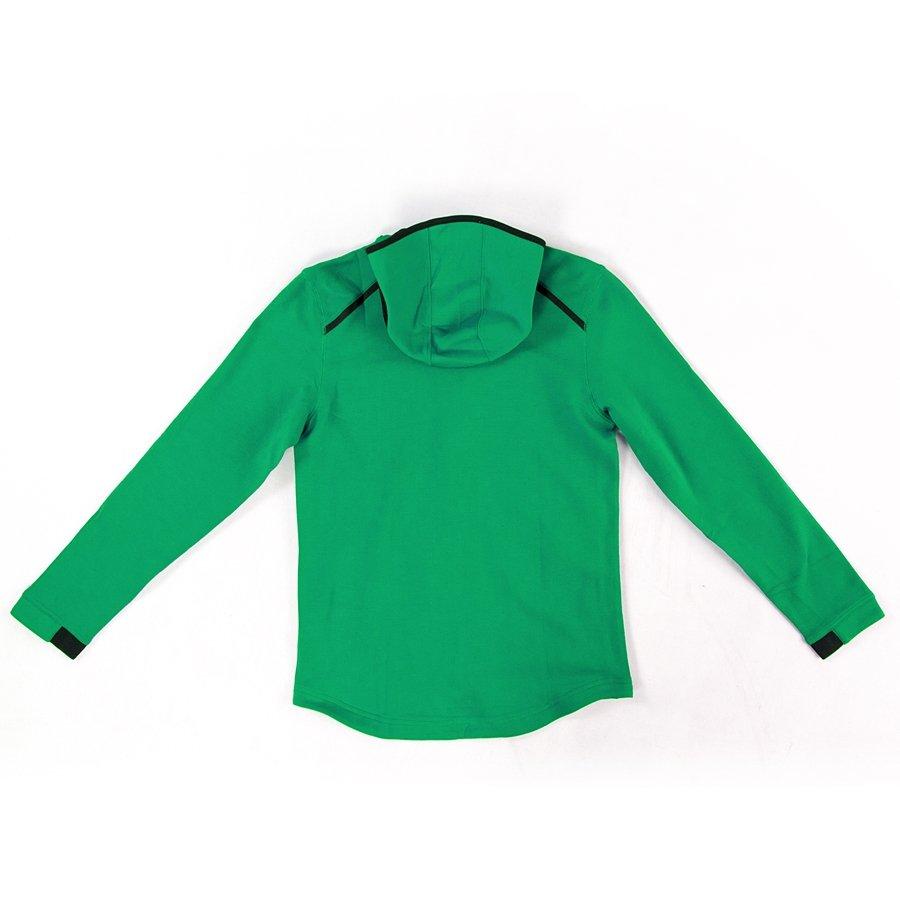 dobrze znany o rozsądnej cenie Data wydania: Nike sweatshirt hoody Boston Celtics green (EZ2B7BAQM-CEL)