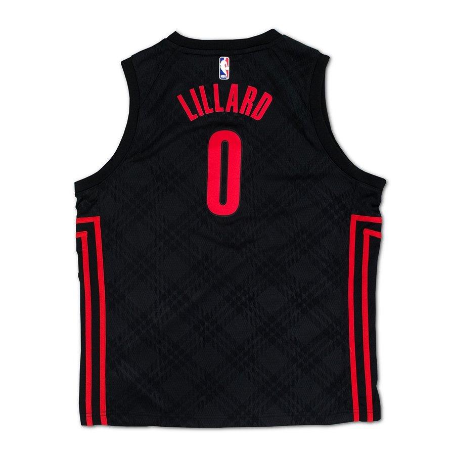 Portland Trail Blazers City Jersey: Nike Swingman Jersey City Edition ES Portland Trail