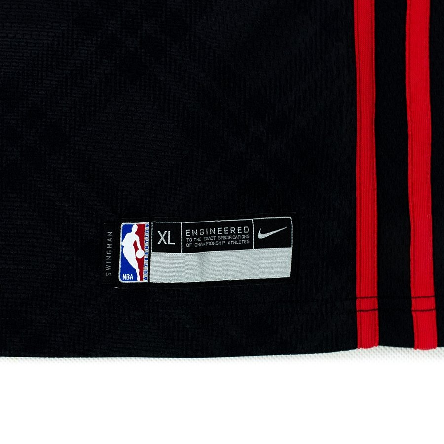 check out dea76 7fab2 Nike swingman jersey City Edition ES Portland Trail Blazers Damian Lillard  black (EZ2B7BY1P-TRADL)
