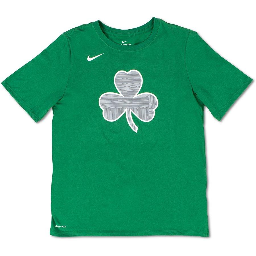 7db267cea4bb Nike t-shirt City Edition ES Boston Celtics clover (2EZ2B7NAAE-CEL) Click  to zoom ...