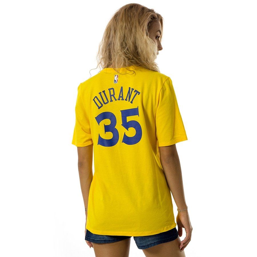 cheap for discount a7d30 0f2a5 Nike t-shirt WMNS City Edition ES Golden State Warriors Kevin Durant  amraillo (EZ2B7NAAC-WARKD)