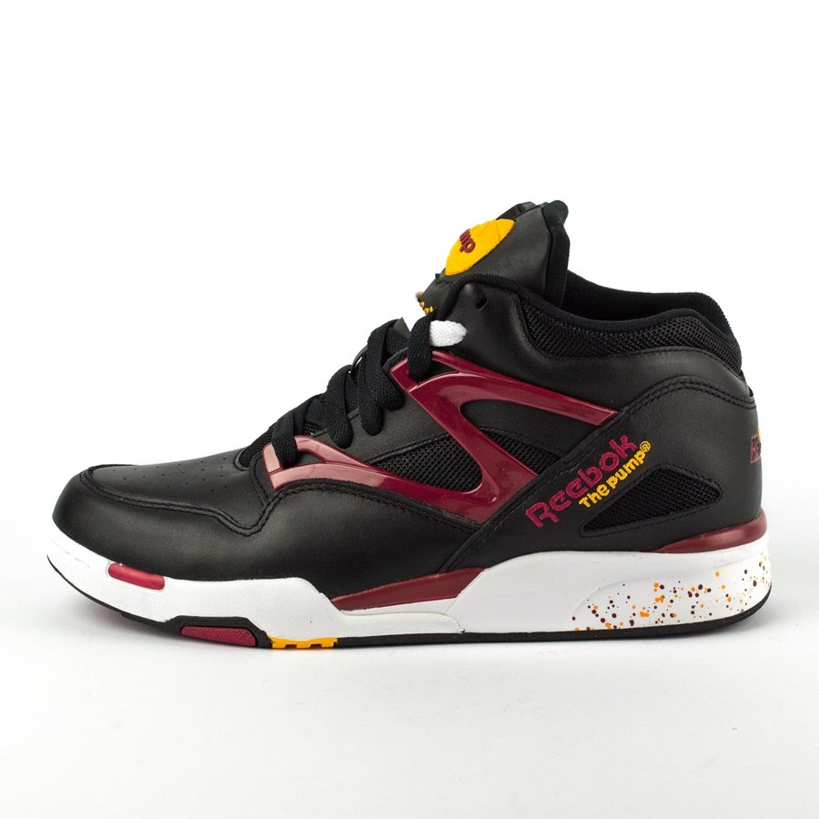 b1adb58bdf64 Reebok Pump Omni Lite black   white   rio red   gold (M41446) Click to zoom  ...