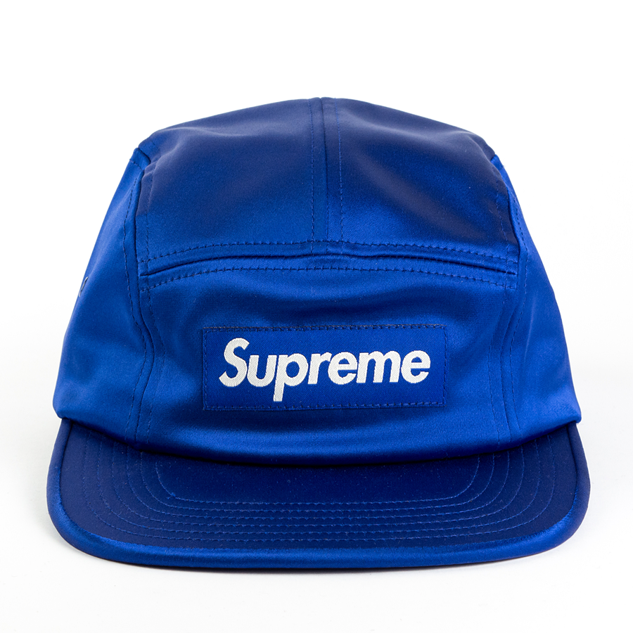 Supreme 5-panel Reflective Camp Cap blue Click to zoom ... 7b5340ce2
