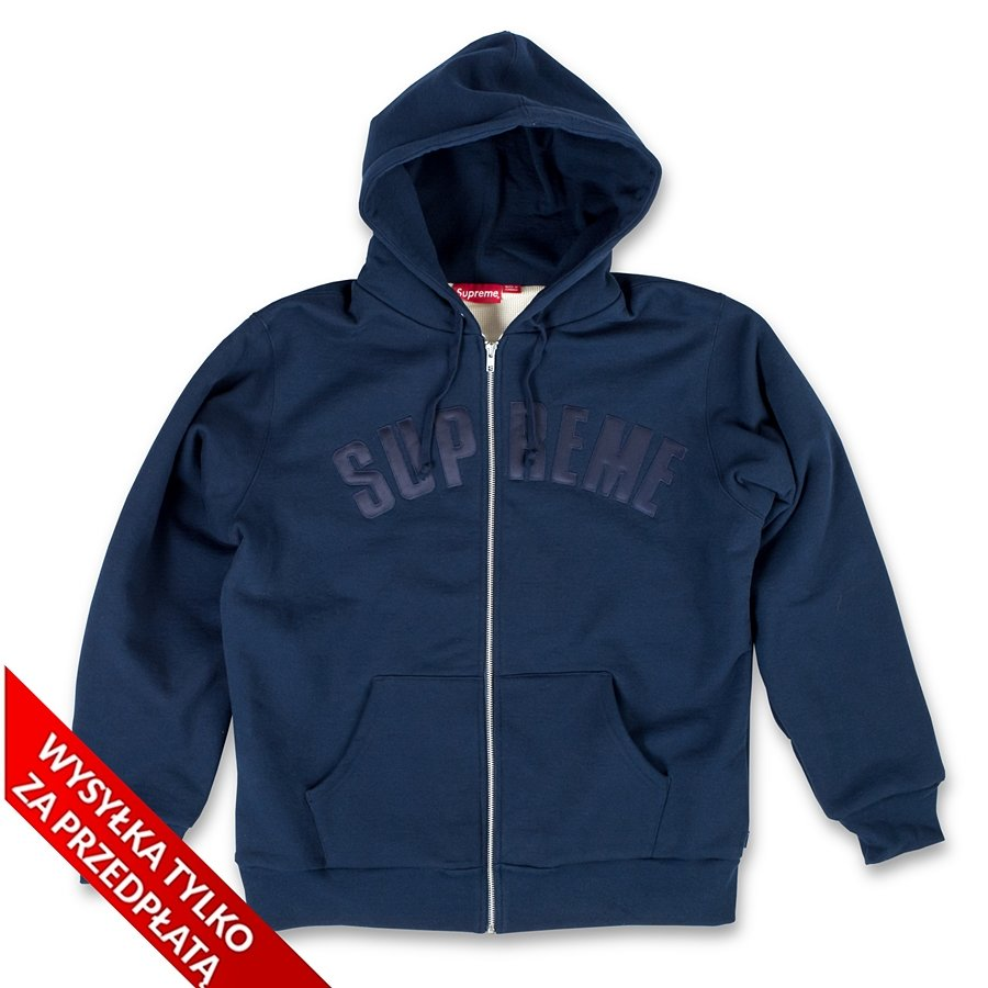 ... Thermal Zip Up Sweatshirt navy Click to zoom ... 29aba7a50fb