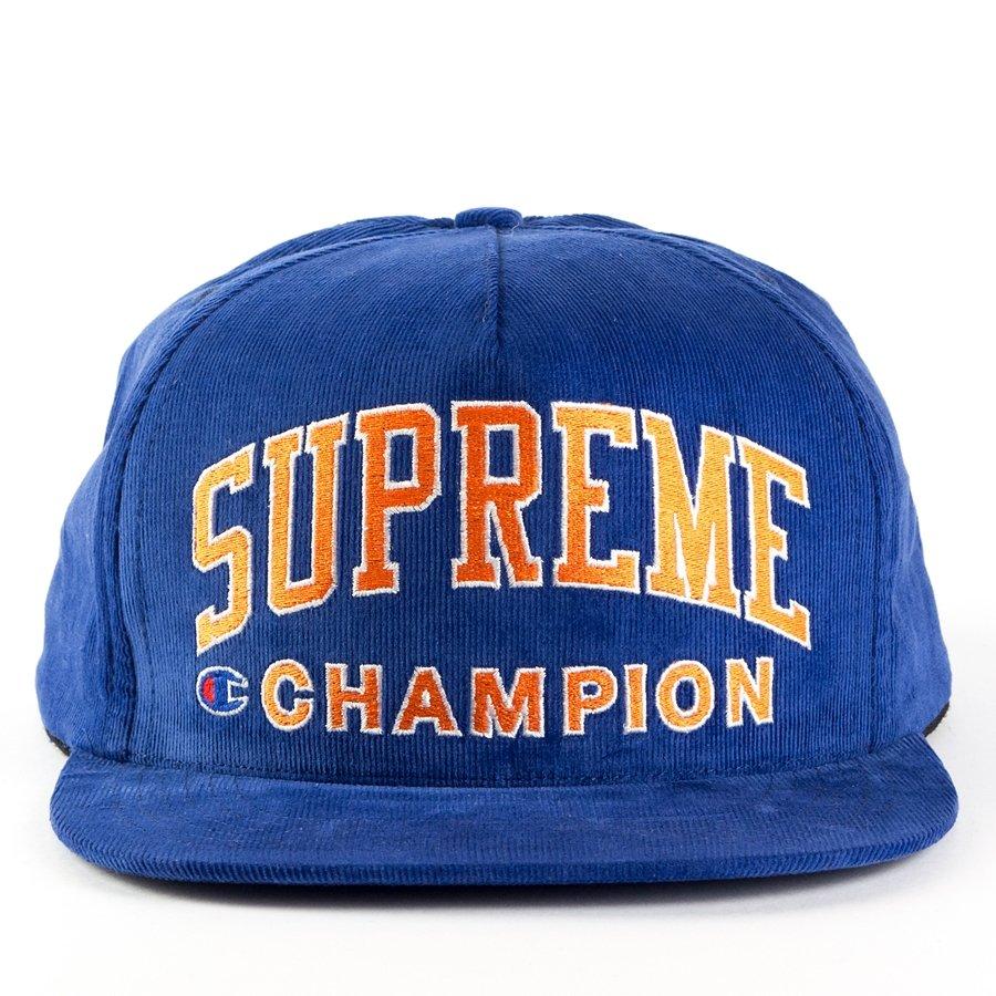 Supreme x Champion snapback blue Click to zoom ... 49c6d3129d2