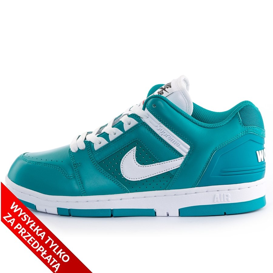 3ed8400a1029 Supreme x Nike SB AF2 Air Force 2 new emerald (AA0871-313) Click to zoom ...