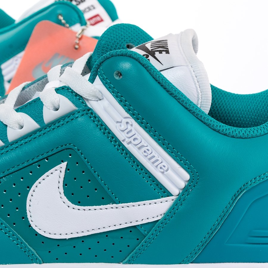 75cf678401c3 ... Supreme x Nike SB AF2 Air Force 2 new emerald (AA0871-313) Click to zoom  ...