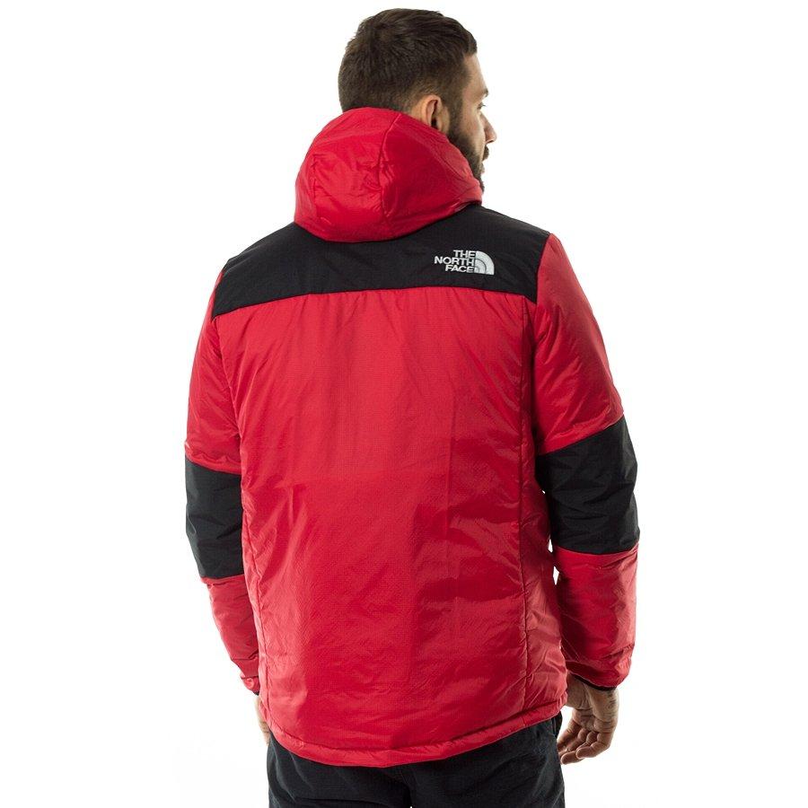 The North Face jacke tHim Light Synt Hood tnf red tnf black (T93L2GKZ3)