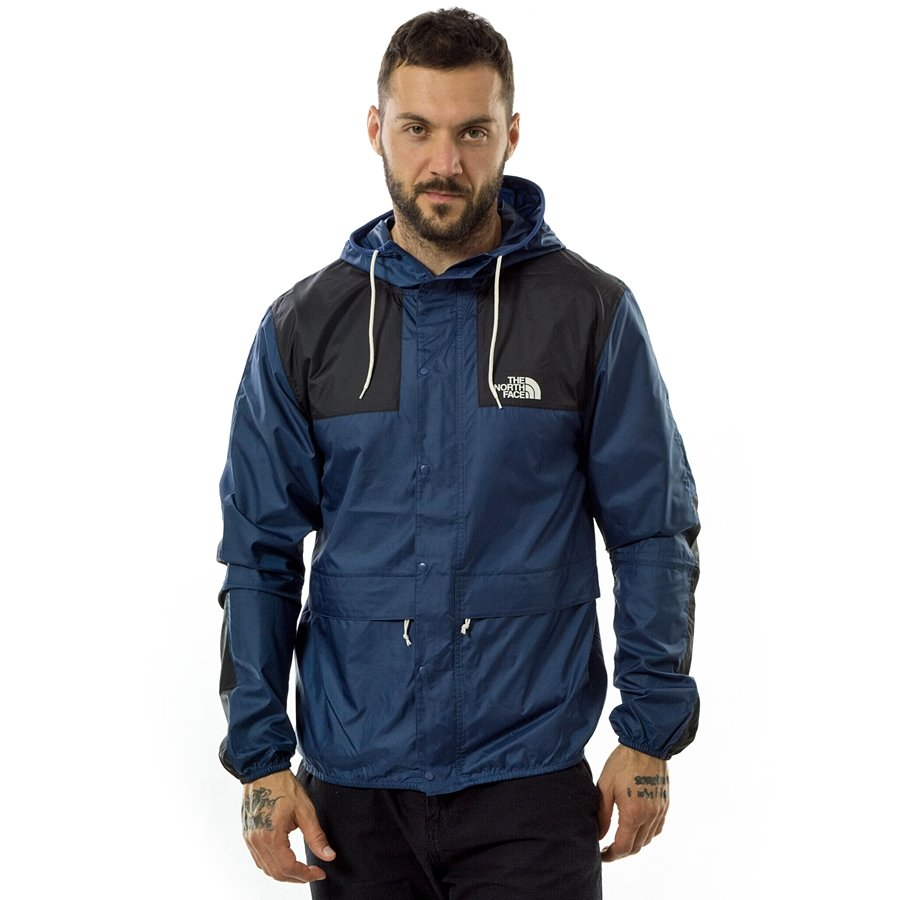 The North Face jacket 1985 Mountain shady blue (T0CH37MPF) Click to zoom ... 9ffda3b85