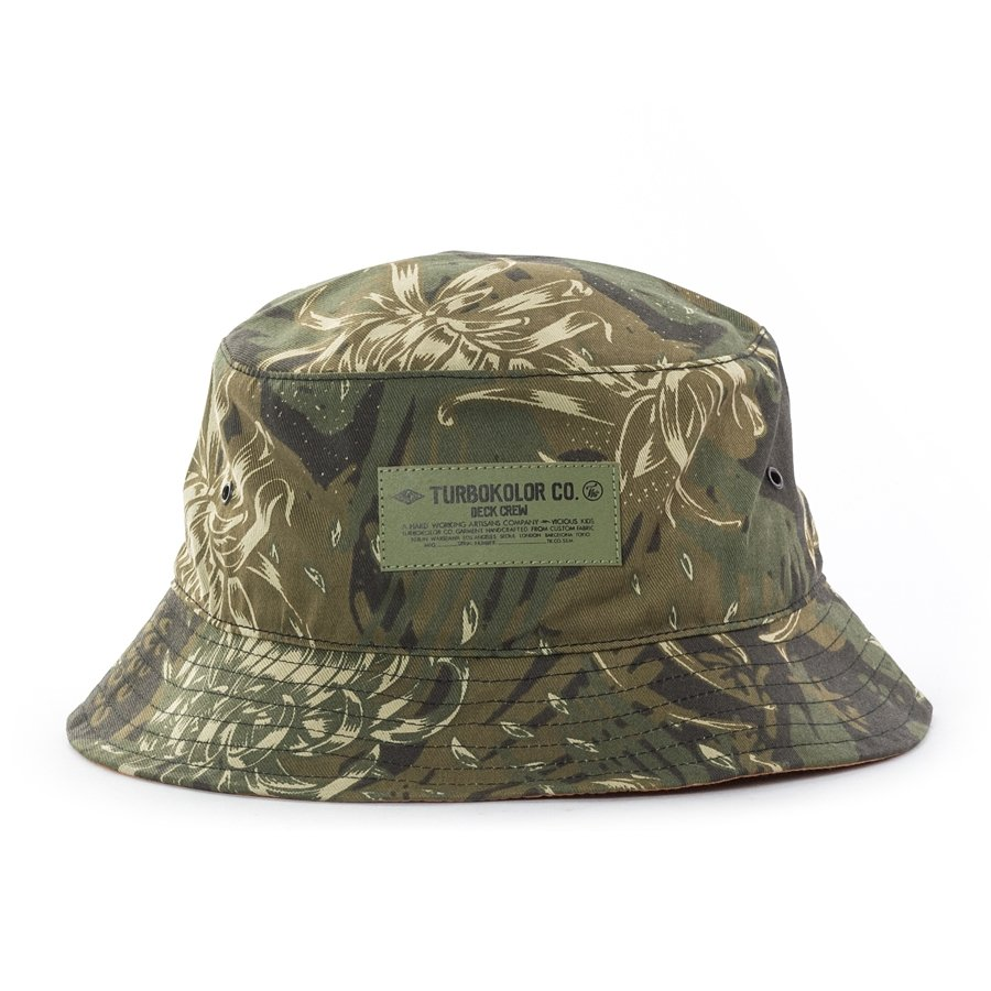 8552877d522 Turbokolor bucket hat DC camo Click to zoom ...