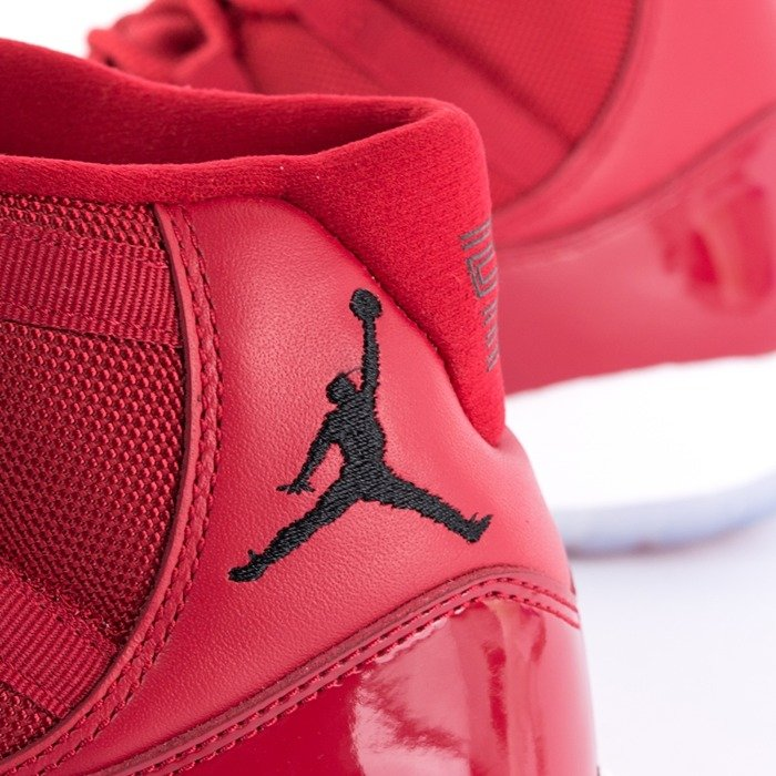 Air Jordan XI Retro Win Like '96 gym red (37803-623)