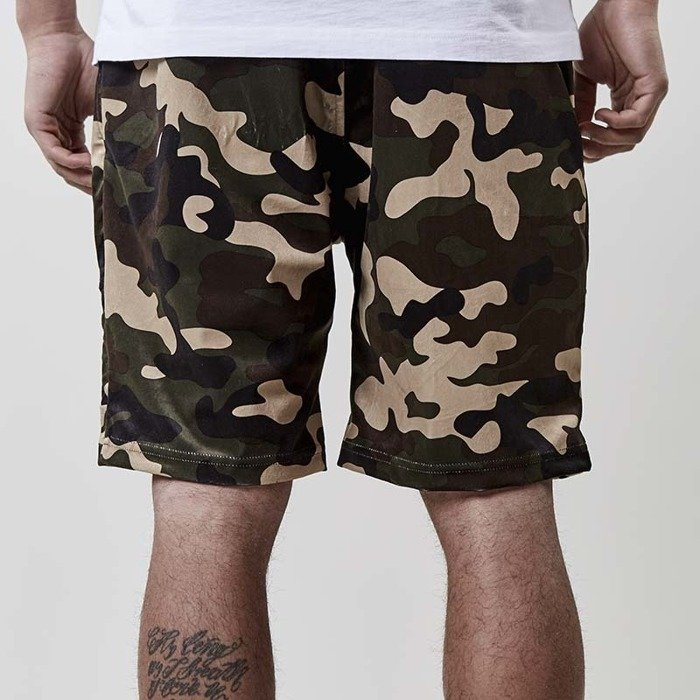 Cayler and Sons BLACK LABEL shorts CSBL New Age Velourshorts camo