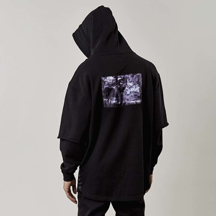 Cayler and Sons BLACK LABEL sweatshirt hoody CSBL Epic Storm black
