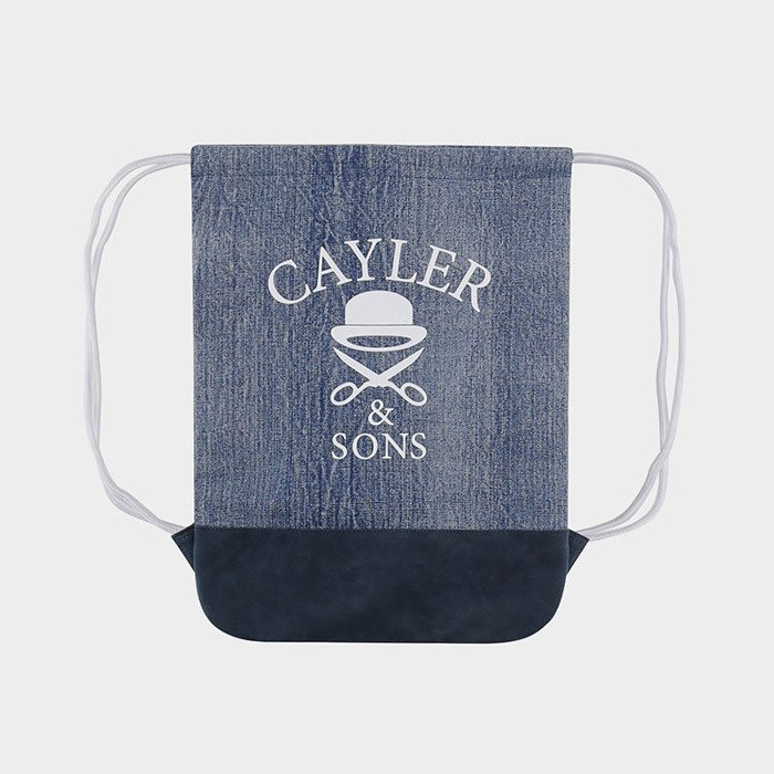 Cayler and Sons gymbag WL Life Of light blue