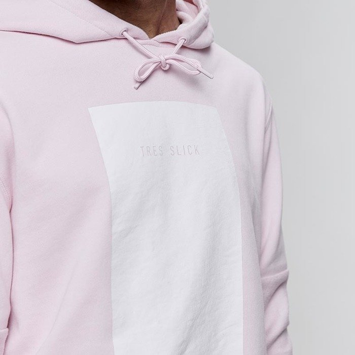 Cayler and Sons sweatshirt CSBL Tres Slick Hoody pale pink / white
