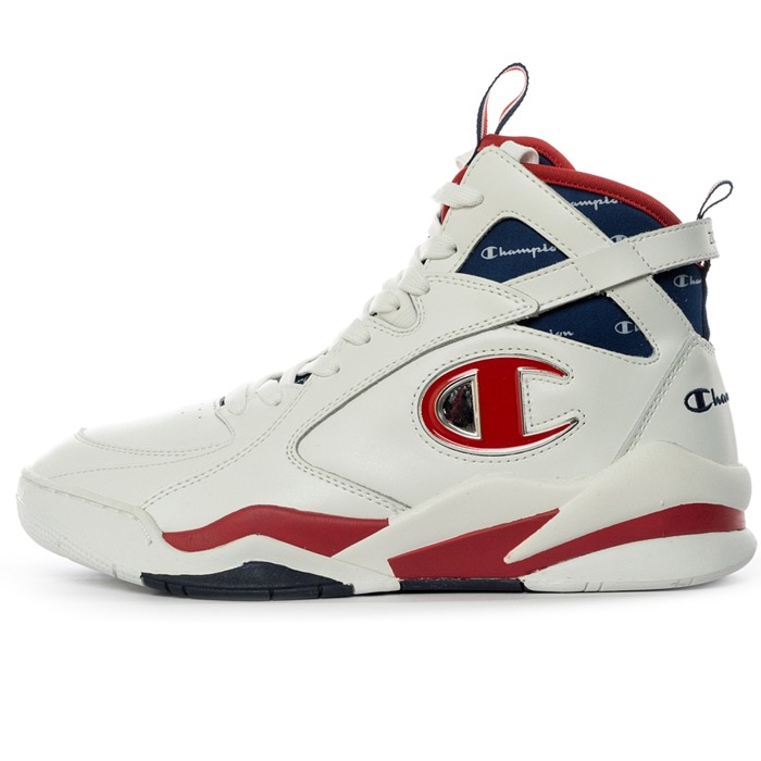 Champion High Cut Shoe Zone Top Century white (S20855-WW001)