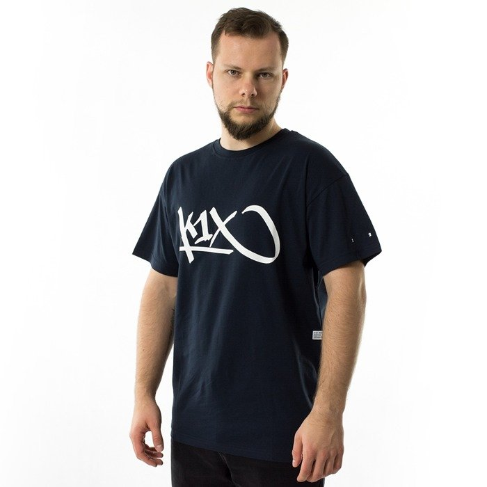 K1X t-shirt Ivey Sports Tag Tee navy