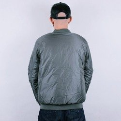KOKA jacket Bomber Reversible grey