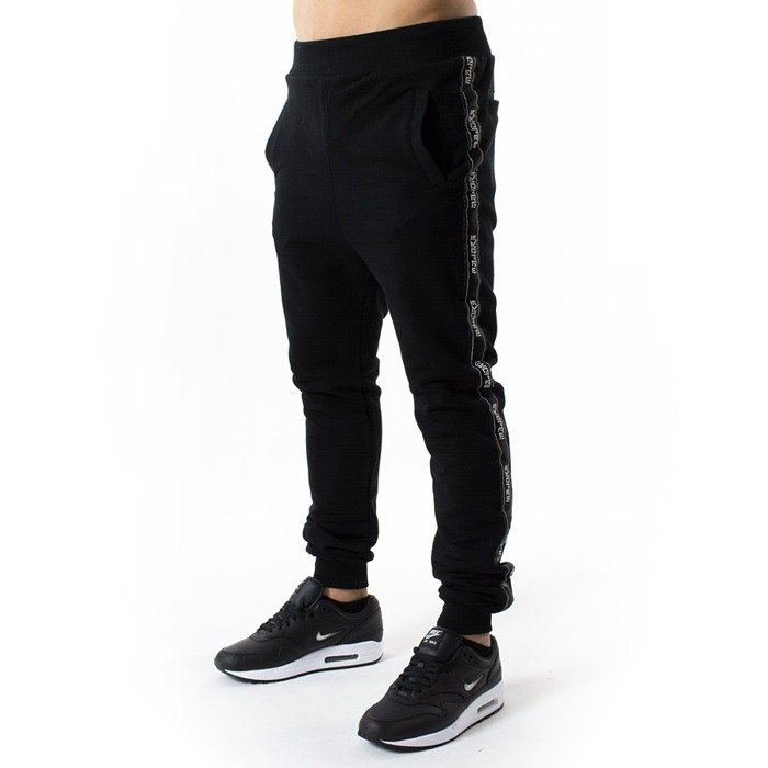 Majors sweatpants Pants black