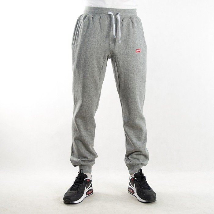 Mass Denim sweatpants Cover light heather grey